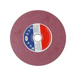 Lijadora de banco de la molienda de óxido de aluminio de color rosa (RAA) Muela