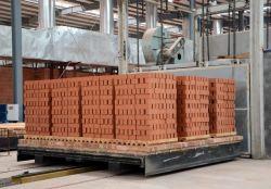 Bbtの大きい容量のガス燃焼の粘土の煉瓦トンネルキルン