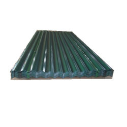 Blad van het Dakwerk van het Staal van het Metaal van de Naad van de Staalplaat van de Plooiing van het trapezoïde Het Bevindende