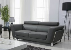 Moderno interior seccional Divan Salón Venta caliente de cuero auténtico chino importado 7 personas precio mayorista de la fábrica de muebles sofá