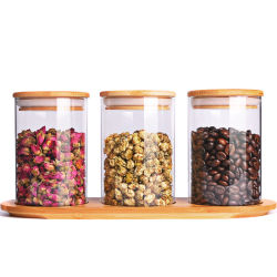 500mlセットされるまたはシールの創造的な記憶の瓶鍋か台所用品またはテーブルウェア