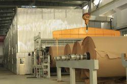 중국 Kraft 골판지 플루트를 불 판지 기계