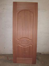 ホームドアのための自然なベニヤのカシかWalunutまたは灰またはSapeleまたはチークまたはブナ型のドアの皮
