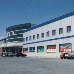 Hot Selled Chine Grand espace Structure en acier galvanisé de châssis préfabriqués salle de gym construire