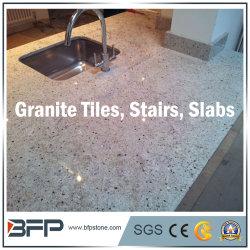 Commerce de gros de bonne qualité poli noir/blanc/gris/jaune/rouge G648/G654/G664 Granite pour Dalle/Tile/escaliers/puits