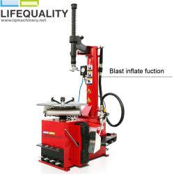 Equipamiento para taller de neumáticos de coche cambiador con función Inflar