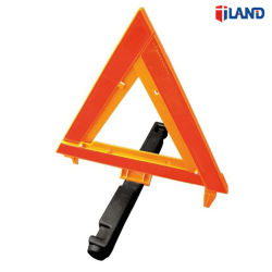 45cm 차 비상사태 점 E-MARK 안전 반사체 경고 삼각형, 모래 기초