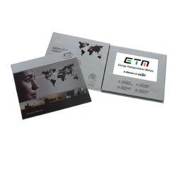 Écran LCD 4.3INCH Vidéo Brochure de l'impression