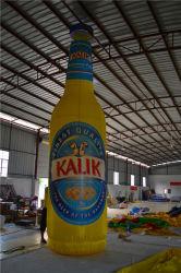 قابل للنفخ ضخم يعلن زجاجة قابل للنفخ منتوج [بير بوتّل] كبيرة