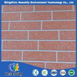 El aislamiento térmico de materiales de construcción verde de la pared externa