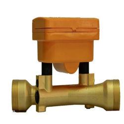 Ménage cadran sec à jet unique Corps en laiton Compteur d'eau
