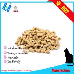 الجودة الجيدة الحيوانات الأليفة المنتج : خشب الصنوبر القطط النفايات / الرمال