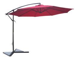 Ombrello del giardino di alta qualità, ombrello d'attaccatura, mobilia esterna (BR-GU-34)