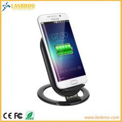 上の販売OEMの無線速い充電器の立場サポートすべての携帯電話