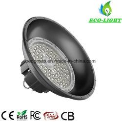 5 ans de garantie IP65 150lm/W 100W LED High Bay lumière LED Lampe Highbay UFO