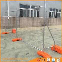Usine de clôtures temporaires portable d'alimentation avec une haute qualité