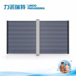 O LPC Non-Pressure tubo de vácuo Project a energia solar térmica Collector com 25hp, 30hp, 50HP Alto Heat-Collecting tubos de Eficiência Energética