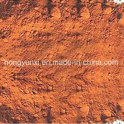 O óxido de ferro 960 laranja para tintas e revestimentos, tijolos, telhas