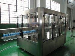 Mineralwasser-Plomben-Maschinerie für Flasche des Haustier-200ml-2L