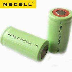 C 4500mAh NiMH Nbcell 1,2V batterie Ni-MH