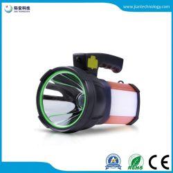 6000mAh recarregáveis com alta Super Bright lanterna para viagens desportos ao ar livre Camp Caminhadas