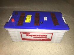 N200 12V200ah a imputação de ácido de chumbo de bateria automático