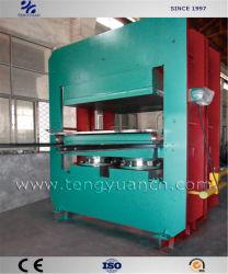 Gummivulkanisierenpresse, Platten-vulkanisierenpresse, hydraulische vulkanisierenpresse