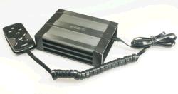SENken 80/100/150W サウンドアンプ警告サイレン、ワイヤ付き コントロール
