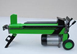 4ton twee Splitser van het Logboek van het Handvat de Horizontale Elektrische Houten met de Lengte van het Logboek van 52cm