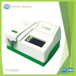 진단 장비 반자동 생화학 분석기