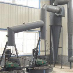 Завод по производству удобрений органических Дробильная установка машины в качестве постобработки ферментации навоза