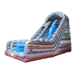 Скоро исполнится с двумя земли речной надувные слайд для продажи Chsl586