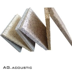 AG : Acoustic Nature Wool Acoustic Wall Panel