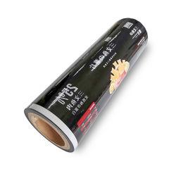Imprimé personnalisé BOPP/RPC le rouleau de film plastique d'emballage alimentaire