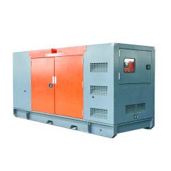 60kVA-1000kVA Shangchai 전기 침묵하는 디젤 엔진 발전기 4 치기 디젤 엔진 Genset