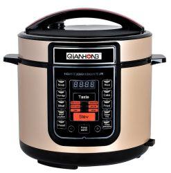 6L CB/CE/EMC Home Appliance cuisinière électrique de pression/cuiseur à riz