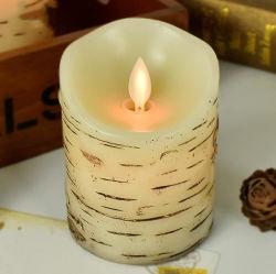 Flameless свечи с аккумуляторами в индикатор свечи мерцание светодиодный индикатор для приготовления чая / пластиковые реалистичные аккумулятор Tealight свечи