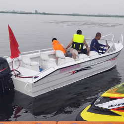 5.2M 17 Pés de Alumínio Liga luxuoso barco de pesca