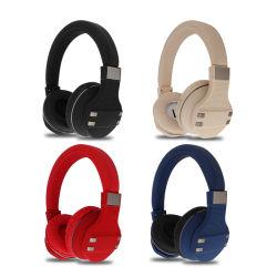 2020 맞춤형 브랜드 로고 잡음 제거 무선 Bluetooth 헤드폰 이어폰
