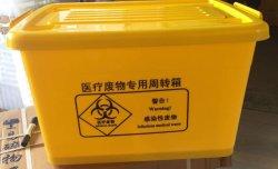 플라스틱 회전율 상자 저장 운반물 상자
