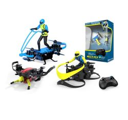 Amazon New Products 2.4G Quadcopter تزلج الهليكوبتر Toys RC Remote طائرات التحكم