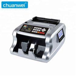 Observe o valor da moeda de mistura de máquina de contagem COUNTER CONTADOR DE FATURAMENTO