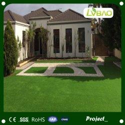 Accueil du paysage de décoration de jardin Gazon artificiel Gazon artificiel
