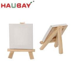 Оптовая торговля Логотип мини-Canvas и Easels, наилучшее качество профессиональный выставочный стенд с Canvas