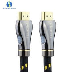 Cuivre pur à haute vitesse HDMI compatible 4K RoHS Ethernet Câble HDMI 4K de la Chine à câble péritel