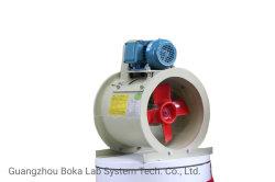 El FRP Motor del ventilador de Flujo Axial Ventilador de Flujo Axial Explosion-Proof externo del ventilador de escape para la industria