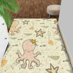 Preço acessível a China Tapete de porta de entrada de Mat Design Rock 50*80cm feito de PVC impresso de Nylon Carpet