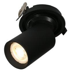 مصباح LED المنخفض RoHS CE ضوء LED منخفض قابل للدوران الحديث لمدة مكتب متاجر الفنادق
