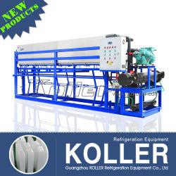 5 Tonnen/Tag CER anerkannte Handelseis-Block-Maschine für Eis-Pflanze