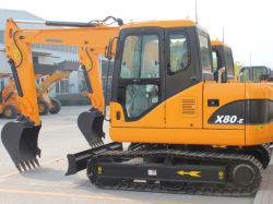 0,8 tonne Mini Digger Xn08 Micro mini-chargeur avec de faibles prix de l'excavateur
